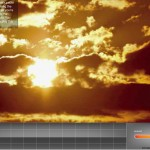 Golden Sunrise Mini Biofeedback Game in Alive Clinical Biofeedback System