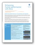 Peak Performance Alive White paper