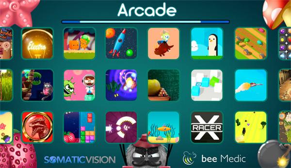 Arcade Biofeedback Software Mega Games Pack