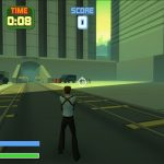 Arcade Biofeedback Game Hammer Time