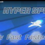 Arcade Biofeedback Game Hyperspeed