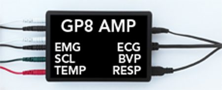 GP8 Biofeedback Hardware for Alive