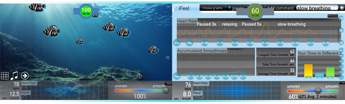 iFeel Android Apps Screenshots