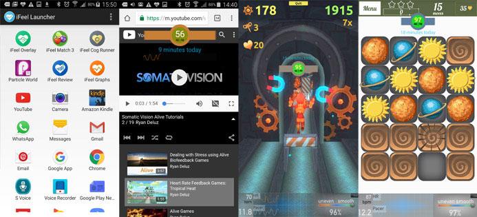 iFeel Android Apps Screenshots 2