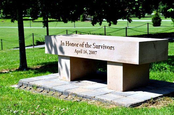 Virginia Tech Honoring Survivors Memorial