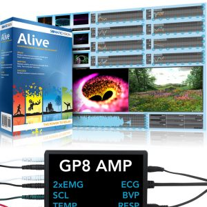 GP8 Alive Pioneer Biofeedback Professional System