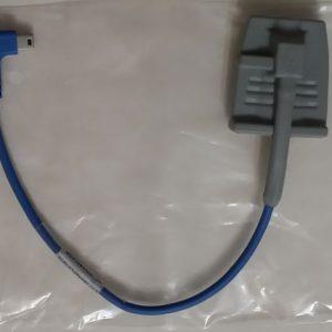 Soft gray finger sensor iFeel Biofeedback
